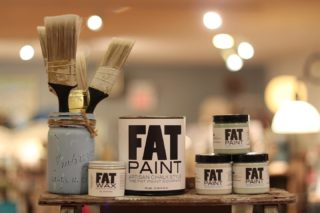 We hope our Canadian friends enjoyed Thanksgiving weekend! We are Thankful to our Retailers and Artisans for loving FAT. You guys and gals are pretty great! Please tell us, or show us - what are you working on? #FATPaintstudio #FATPaint #inFATuated❕ #furnituremakeover #chalkpaint #chalkstylepaint #upcycle #bestchalkpaint #fatpaintretailer #interiordesigninspo #diyhimedecor #revivedandrefinished #hgtv #hgtvcanada #artisanlife #becreative